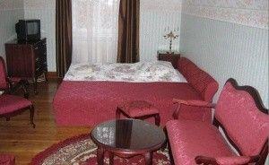 zdjęcie pokoju, Pałac Przybyszewo, Leszno