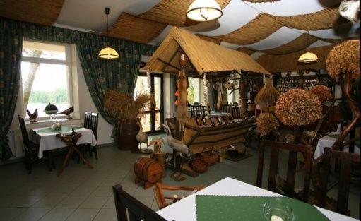 zdjęcie sali konferencyjnej, Hotelik Myśliwski, Giżycko