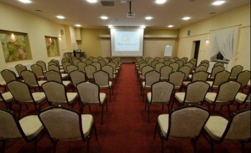 zdjęcie sali konferencyjnej, Hotel Niemcza SPA, Niemcza