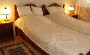 zdjęcie pokoju, Dom Wczasowy Ametyst, Ciechocinek