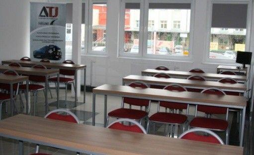 zdjęcie sali konferencyjnej, Centrum Szkoleniowo-Konferencyjne ATJ Igielski w Szczecinie, Szczecin