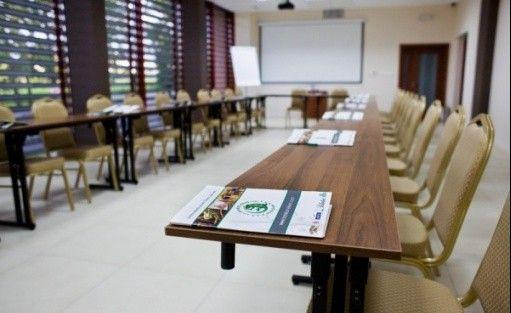 zdjęcie sali konferencyjnej, Hotel & Spa Kameleon, Żory