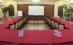 zdjęcie sali konferencyjnej, Hotel-Restauracja Zielona Weranda, Wieluń