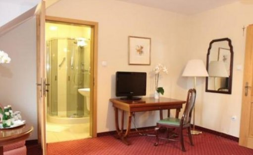 Hotel *** Hotel Restauracja Zielona Weranda / 9