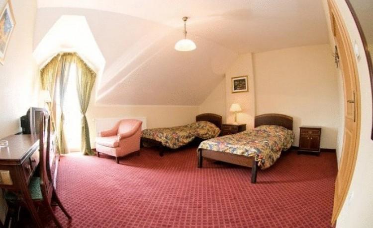 Hotel *** Hotel Restauracja Zielona Weranda / 5