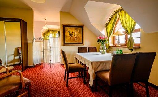 Hotel *** Hotel Restauracja Zielona Weranda / 2