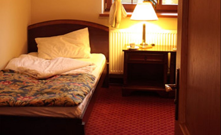 Hotel *** Hotel Restauracja Zielona Weranda / 1