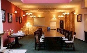 zdjęcie sali konferencyjnej, Hotel Restaurant Boss, Miłosław