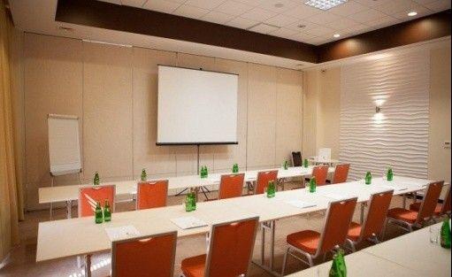 zdjęcie sali konferencyjnej, Hotel Eclipse, Wrocław