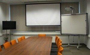 zdjęcie sali konferencyjnej, Letia Business Center, Legnica