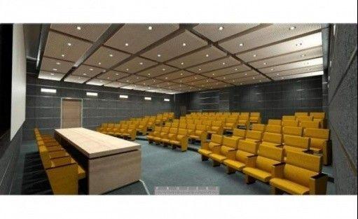 zdjęcie sali konferencyjnej, Lubelskie Centrum Konferencyjne LCK, Lublin