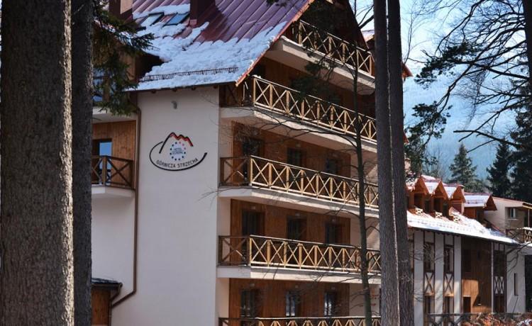 Hotel *** Hotel Europa *** Górnicza Strzecha / 1