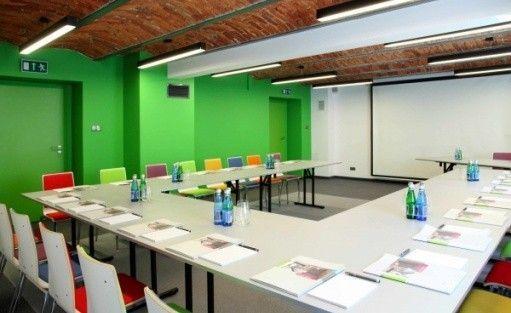 zdjęcie sali konferencyjnej, Tobaco Hotel Łódź, Łódź