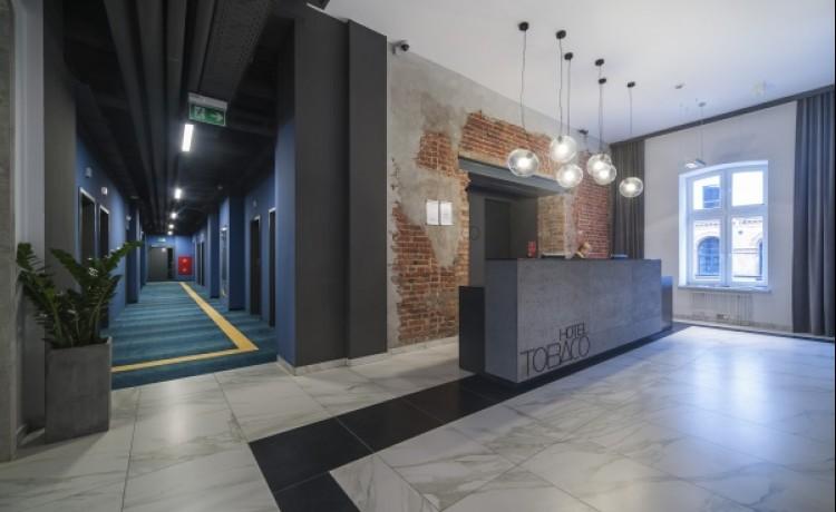 Tobaco Hotel Łódź