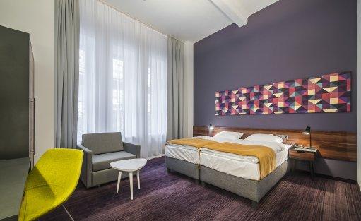 Hotel *** Tobaco Hotel Łódź / 6