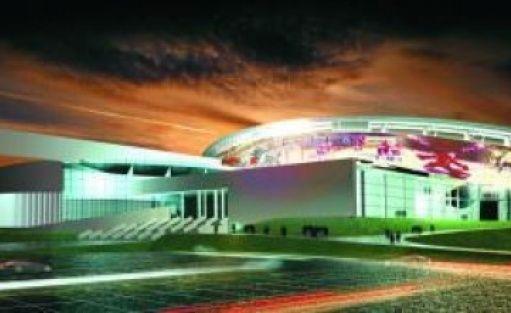 zdjęcie usługi dodatkowej, Hala widowiskowo-sportowa Podium, Gliwice