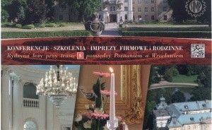 Zamek w Rydzynie Wyjątkowe miejsce / 4