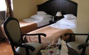 zdjęcie pokoju, Zamek w Rydzynie, Rydzyna