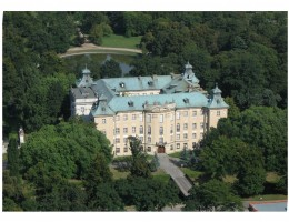 Zamek w Rydzynie