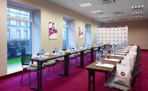 zdjęcie sali konferencyjnej, Hotel Focus Chorzów, Katowice