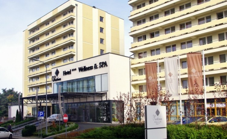 VESTINA WELLNES & SPA HOTEL***