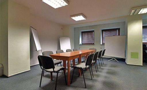 zdjęcie sali konferencyjnej, Ośrodek Konferencyjny UJ  Pod Berłami, Zakopane