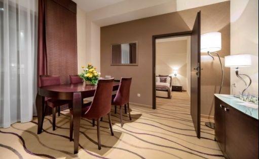 zdjęcie pokoju, Hotel Słoneczny Zdrój Medical Spa & Wellness, Busko Zdrój