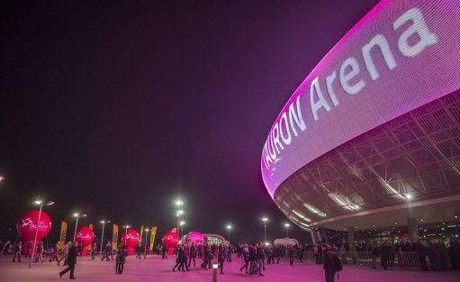 Hala sportowa/stadion TAURON Arena Kraków / 4