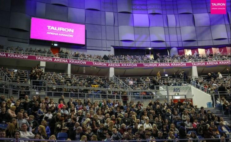 Hala sportowa/stadion TAURON Arena Kraków / 0