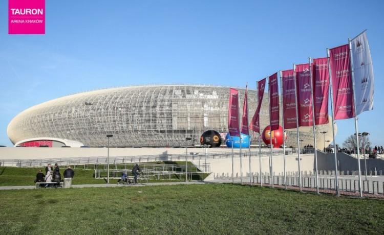 Hala sportowa/stadion TAURON Arena Kraków / 7