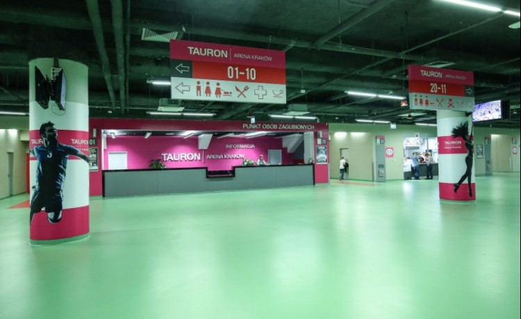 Hala sportowa/stadion TAURON Arena Kraków / 6