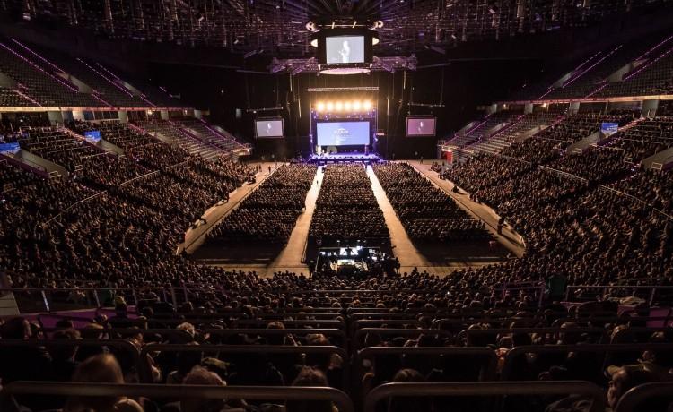 Hala sportowa/stadion TAURON Arena Kraków / 3