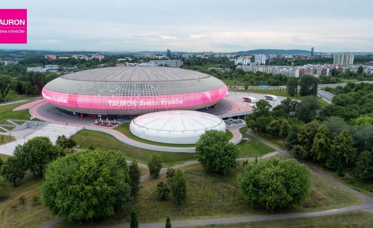 Hala sportowa/stadion TAURON Arena Kraków / 14