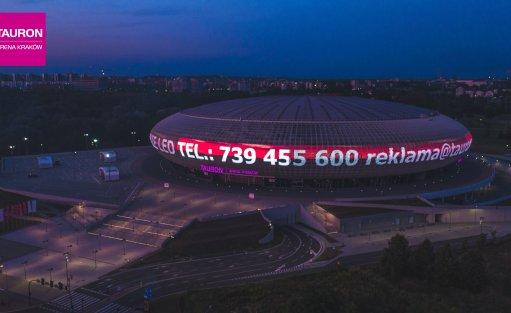 Hala sportowa/stadion TAURON Arena Kraków / 11