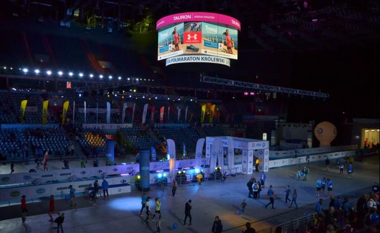 Hala sportowa/stadion TAURON Arena Kraków / 16