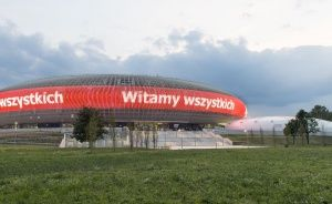 TAURON Arena Kraków Hala sportowa/stadion / 2