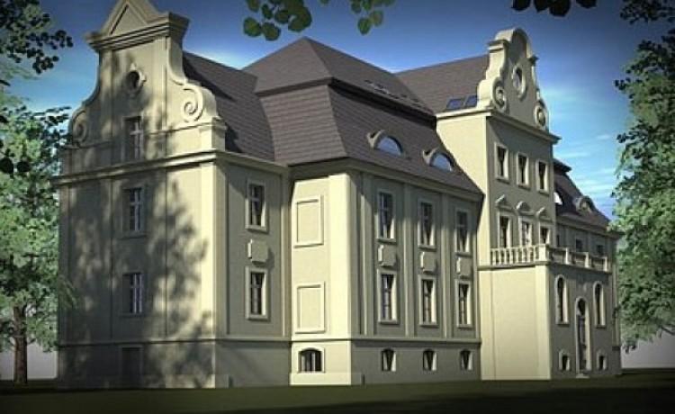 zdjęcie obiektu, Pałac Rychnów, Namysłów
