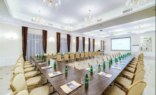 zdjęcie sali konferencyjnej, Hotel Luxor ***, Lublin