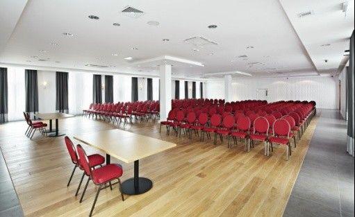 zdjęcie sali konferencyjnej, Brant Hotel, Warszawa