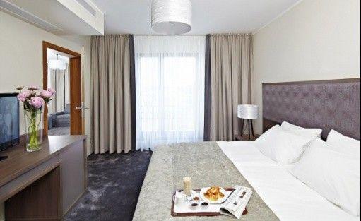 zdjęcie pokoju, Brant Hotel, Warszawa