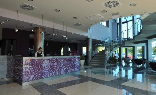 Hotel **** Hotel Galaxy / 1