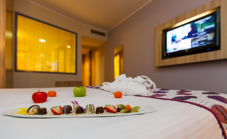 Hotel **** Hotel Galaxy / 38
