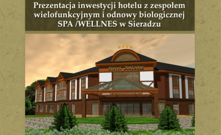 zdjęcie obiektu, Hotel Antoine, Sieradz