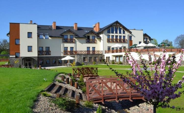 Hotel *** Borowinowy Zdrój Wellness Spa & Conference  / 1