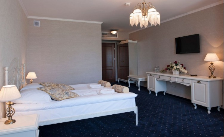 Hotel *** Borowinowy Zdrój Wellness Spa & Conference  / 4