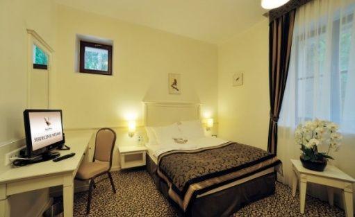 zdjęcie pokoju, Las Woda Park Rekreacyjno - Biznesowy, Wilga