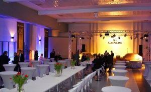 zdjęcie sali konferencyjnej, Międzynarodowe Targi Szczecińskie Sp. z o.o., Szczecin