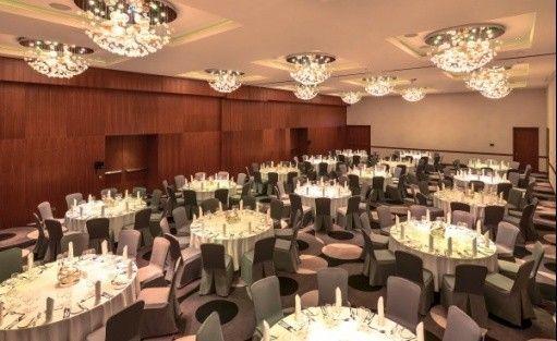 zdjęcie sali konferencyjnej, DoubleTree by Hilton Łódź, Łódź