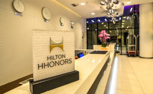 Hotel **** DoubleTree by Hilton Łódź / 1