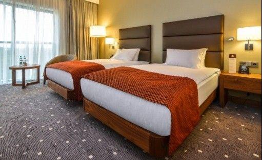 zdjęcie pokoju, DoubleTree by Hilton Łódź, Łódź